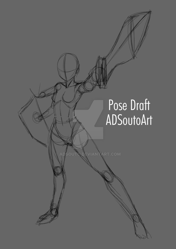 pose 8 by ADSouto