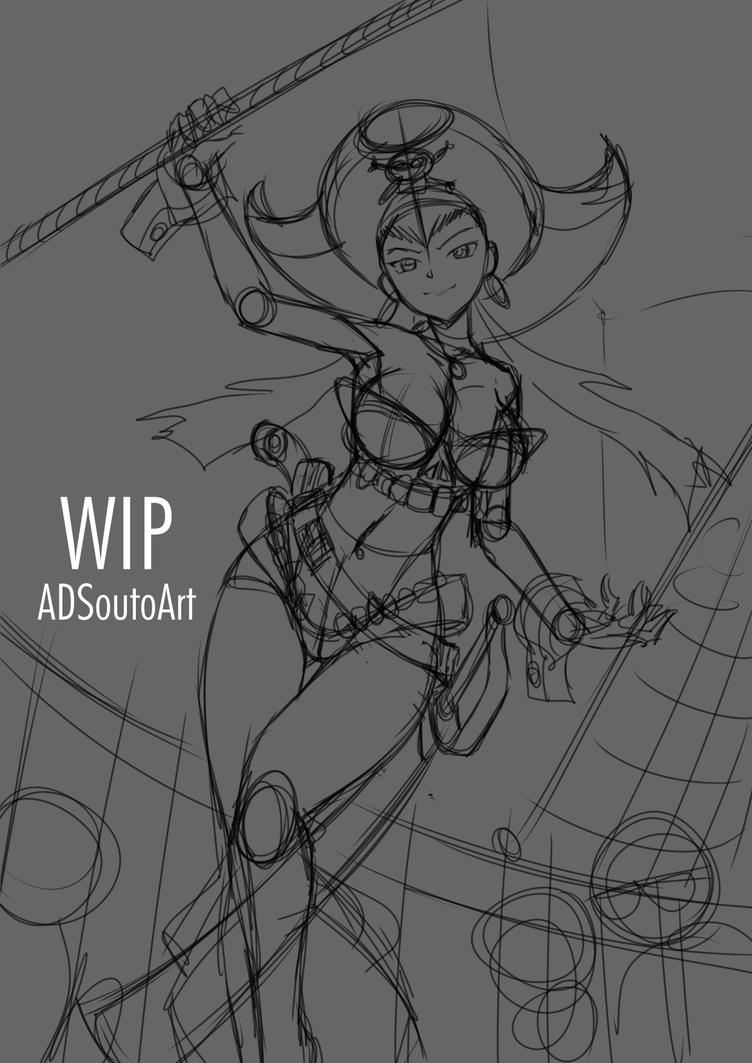 WIP - Risky Boots by ADSouto