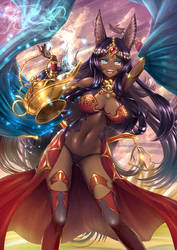 Queen Of Sheba by ADSouto