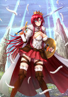 Boudica, Queen of Victory by ADSouto