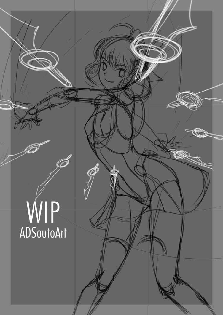 WIP - Summer Time Penny Polendina - Draft by ADSouto
