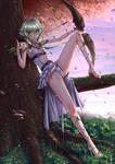 High Elf Archer Girl - Dress