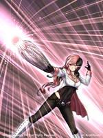 RWBY:CR - Demure Blast by ADSouto