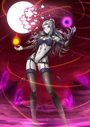 Salem The Temptress by ADSouto