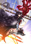 Velvet Crowe, Lord of Calamity / Battlesuit B