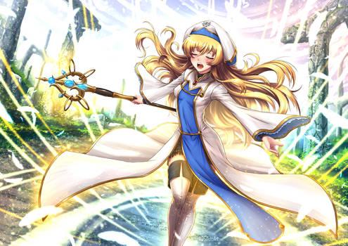Priestess, Novice Adventurer / Unifom