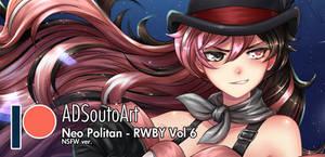 Neo Politan - RWBY Vol 6 / Patreon by ADSouto