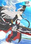 WIP - USS Enterprise / Azur Lane - BG