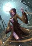 Cinder Fall, RWBY Vol 6 - Disguise