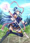 Aqua, Arch Bishop - Goddess