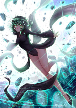 Tatsumaki, S-Class Hero / Dress