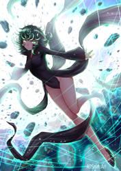 Tatsumaki, S-Class Hero / Dress by ADSouto
