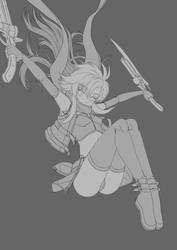 WIP - Fie Claussell / Legend of Heroes: TCS by ADSouto
