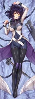 Blake Belladonna Vol-7 / Dakimakura - Atlas suit
