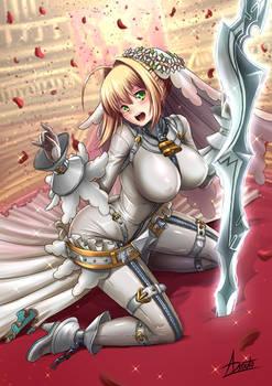 Nero Claudius, Fate/GO - Bride