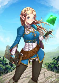 Zelda, Princess of Hyrule