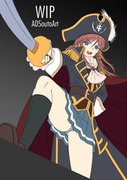 WIP - Marika Kato / Bodacious Space Pirates