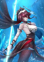 Rosaria / Genshin Impact - Sister
