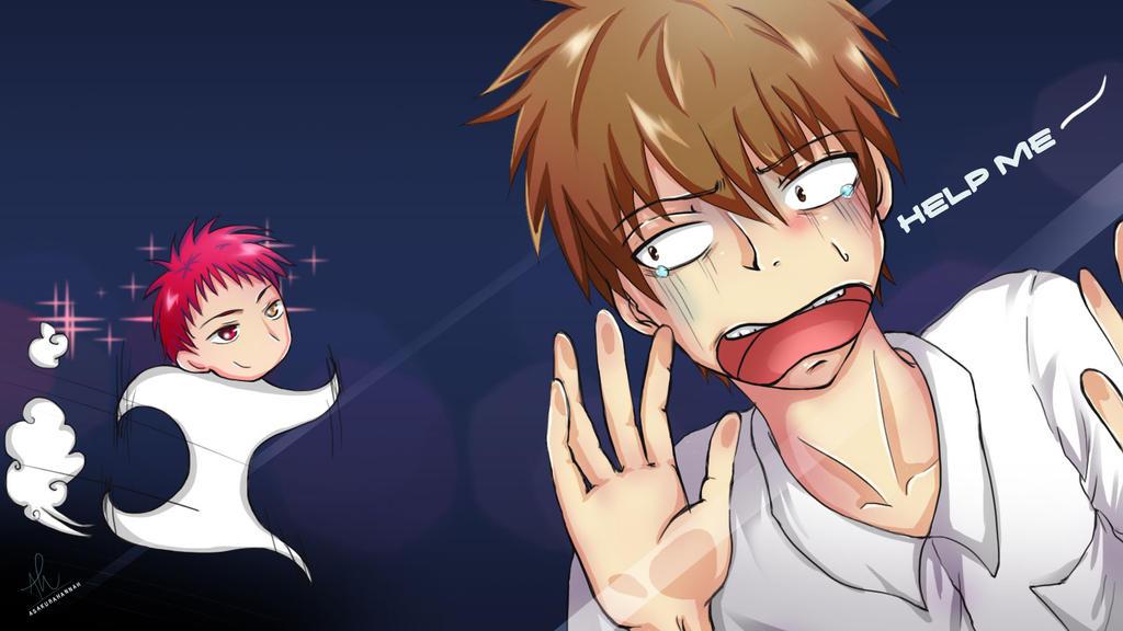 Help Furihata! by AsakuraHannahDA