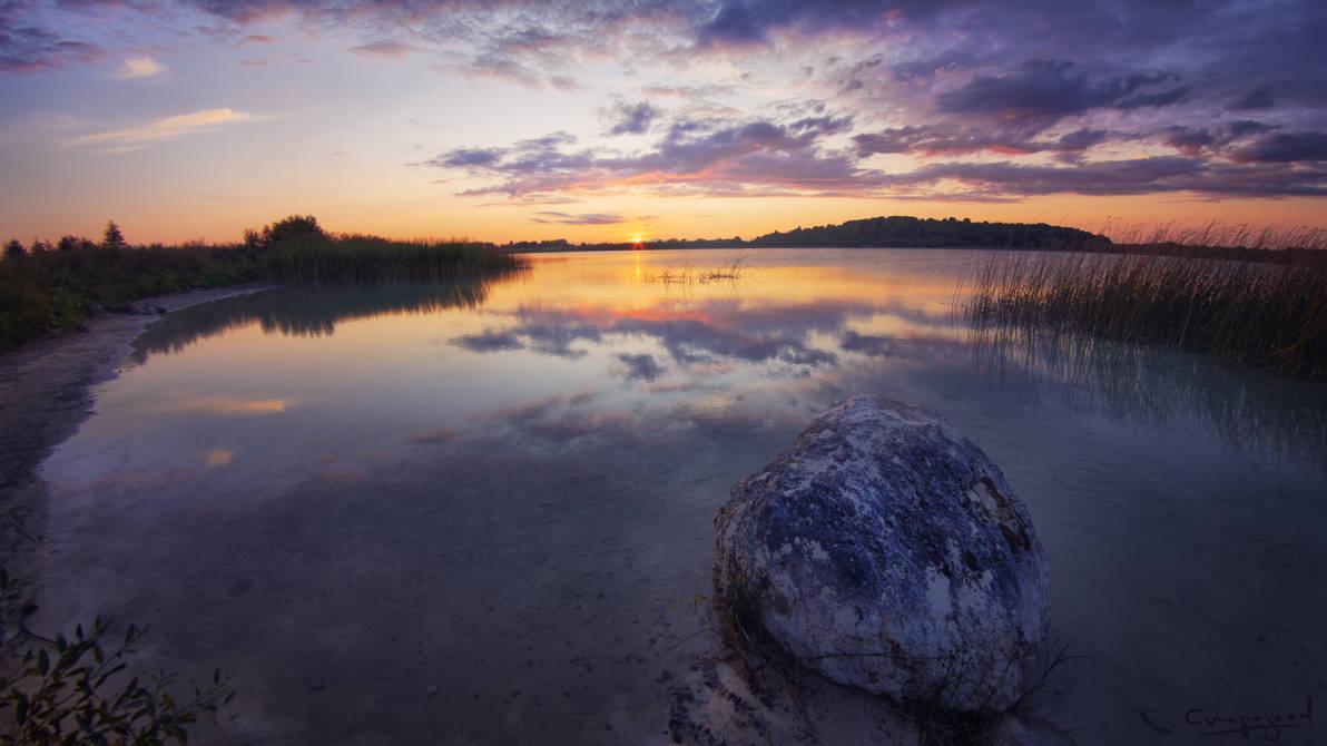 This Lake Rocks :))) (Donco #3) by dspiridonov