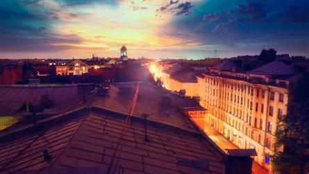 Summer Dream In Saint-Petersburg #2