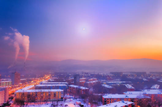 Siberian View #2