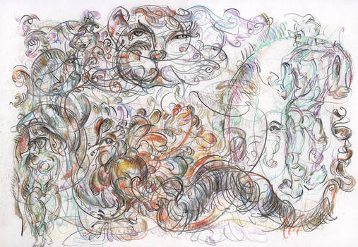 Echoes (by Sergey Spiridonov)
