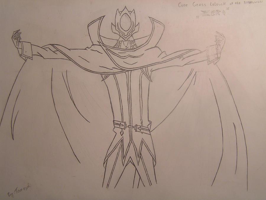 Line Art Zero : Gilgamesh archer from fate zero speed draw first attempt youtube