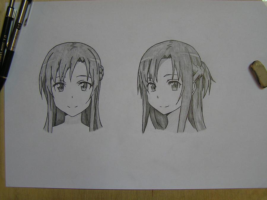 Sword Art Online - Asuna by Master-Tomoya