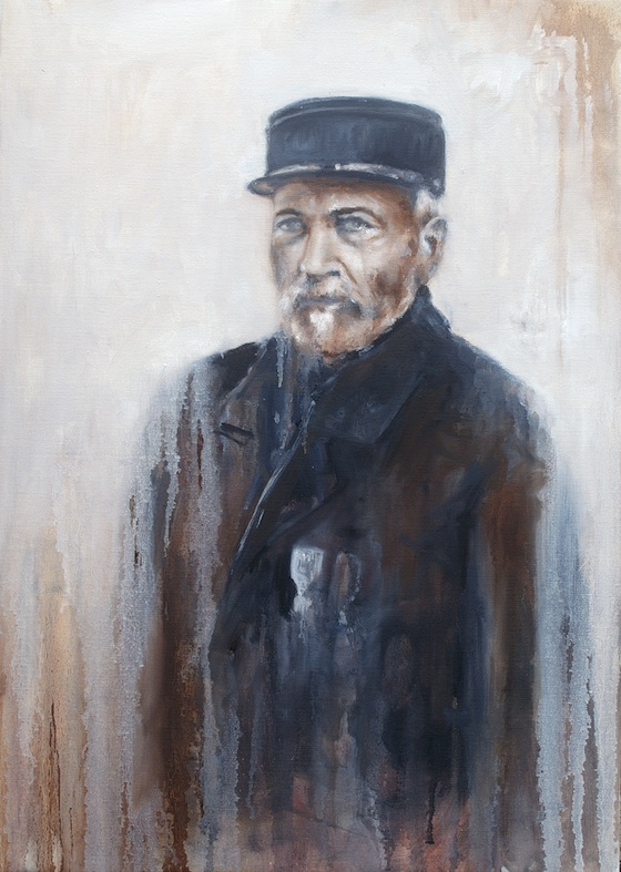 November 1914, Karel Cogge by Jazochromatic