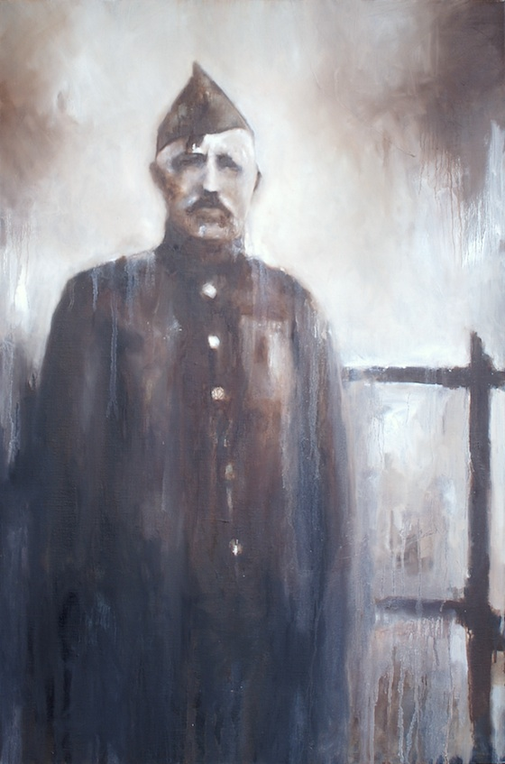 Februari 1915 Hendrik Geeraert by Jazochromatic
