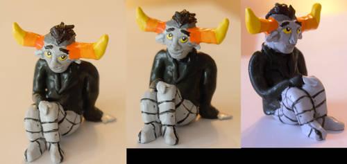 Tavros Figurine