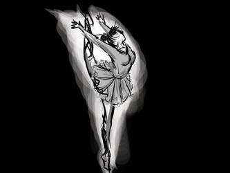 Dancer by mish-mash-tan