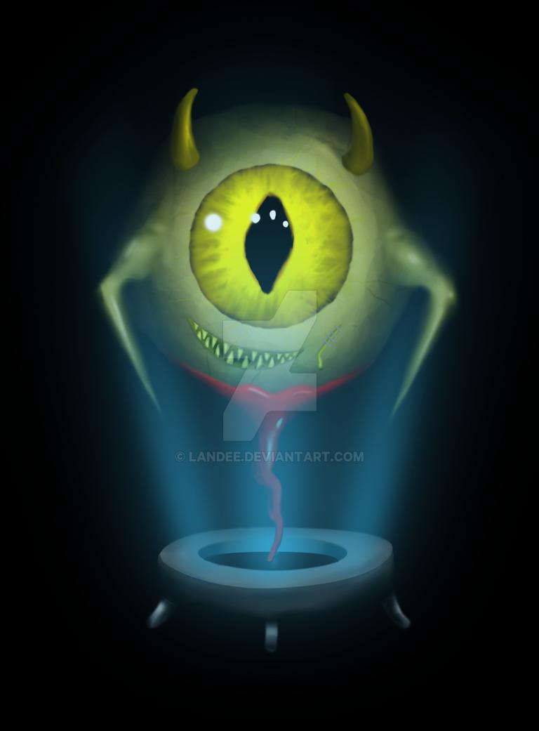 Eye See 2 by landee