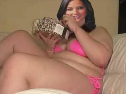 Olivia Munn Fat 11