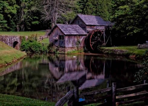 Mabry Mill, Meadows of Dan