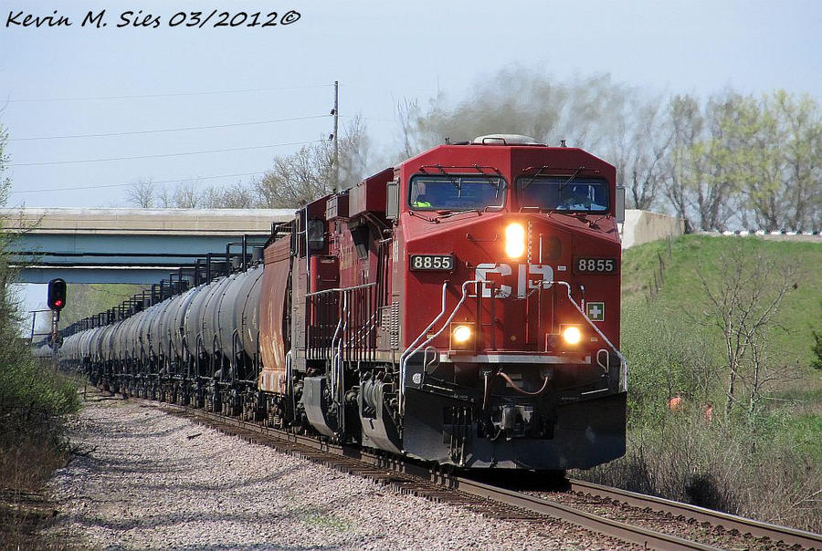 CP 8855 and CP 9590 lead UP OSJCH 18 by EternalFlame1891