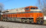 Interstate heritage # 8105 roster shot