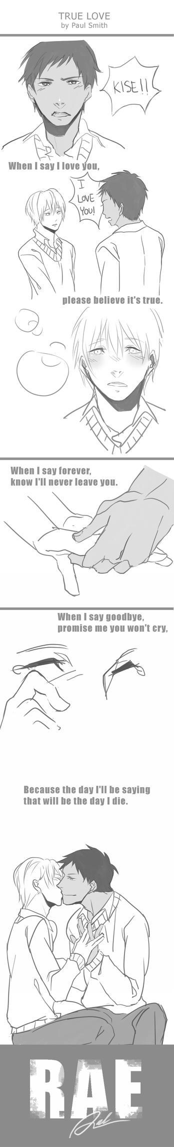 True Love by Raeda-kun
