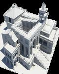 Escher - Ascending Descending