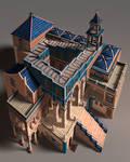 Escher - Ascending Descending2