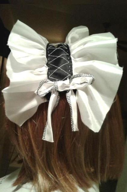 Gothic Lolita Headdress by Yiya-styles