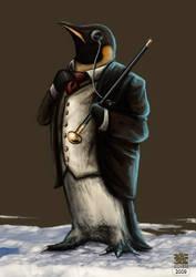 ....penguin?