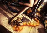 VS Elina: Runway Rumble