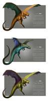 Pokemon Morphology - Dragonite
