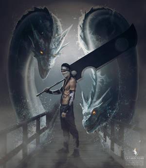 Water Dragon Bullet Technique
