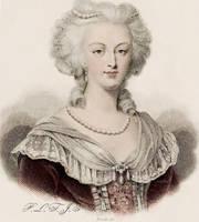 Marie Antoinette by Linnea-Rose