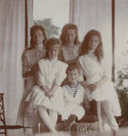 The Imperial children of Russia