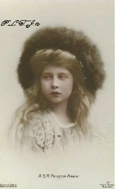 Princess Maria of Romania by Linnea-Rose
