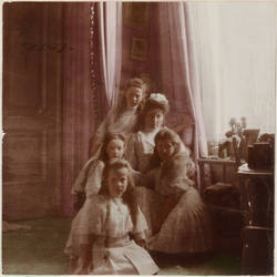 Mama's girls by Linnea-Rose